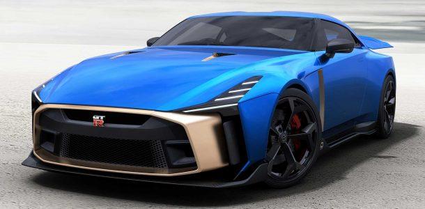 новый Nissan GT-R 2020