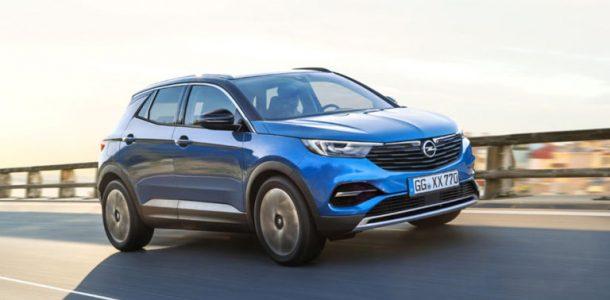 новинки Opel 2020
