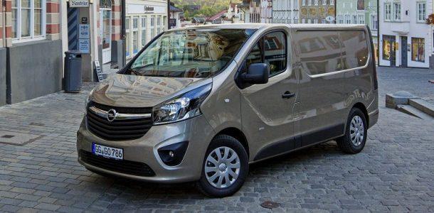 Opel виваро рестайлинг