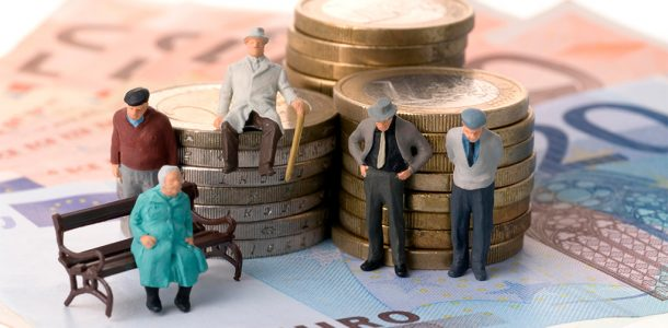 пенсия для неработающих