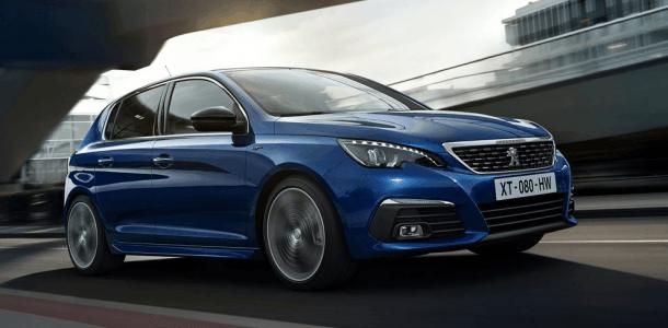 новые автомобили Peugeot фото