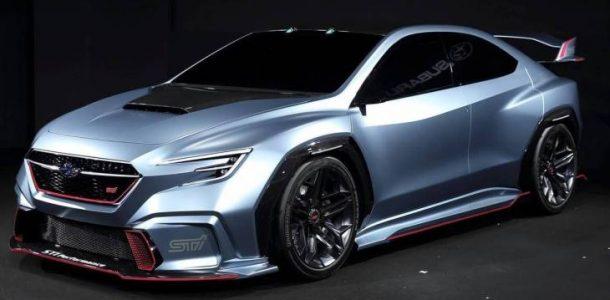 Новые модели Subaru
