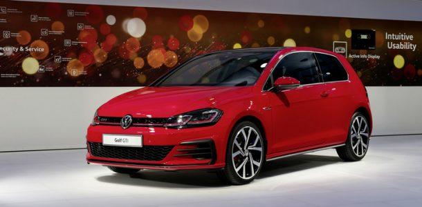 коплектации Volkswagen Golf 2020
