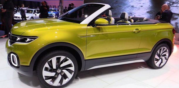 кабриолет Volkswagen 2020