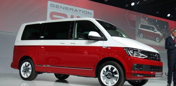 Volkswagen микроавтобус 2020