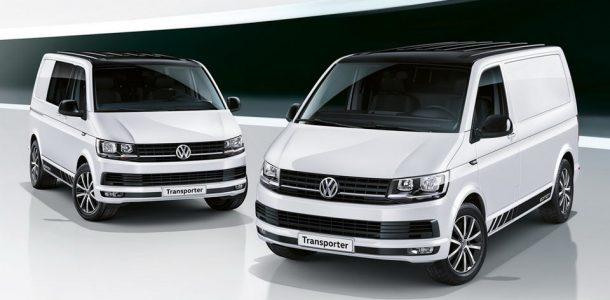 рестайлинг Volkswagen транспортер