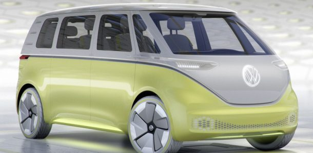 электромобили от Volkswagen концепт