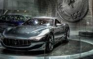 Новая Maserati Alfieri 2020 модельного года