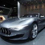 Maserati Alfieri 2020 оптика