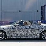 шпионские фото BMW 4 Series