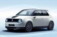 Новая Honda Urban EV 2020 модельного года