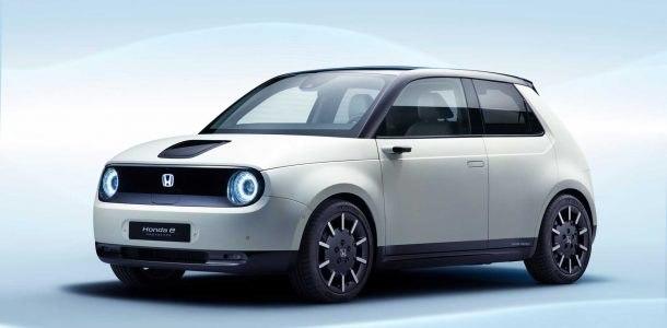 Honda Urban EV 2020