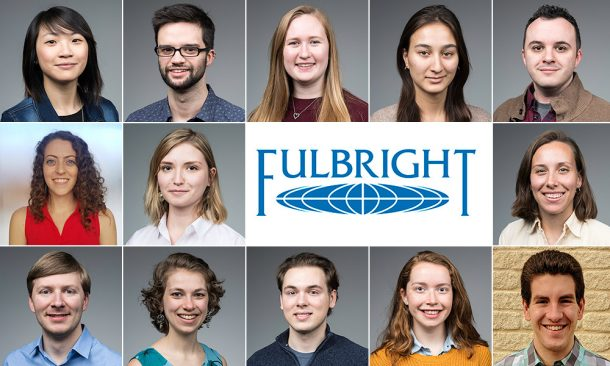 Fulbright грант
